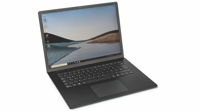 """Microsoft Surface Laptop 3 15"""" mit Ryzen-Prozessor"""