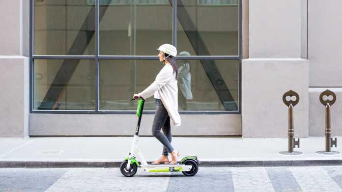Lime gibt Bußgelder für wildparkende E-Scooter künftig an Nutzer weiter