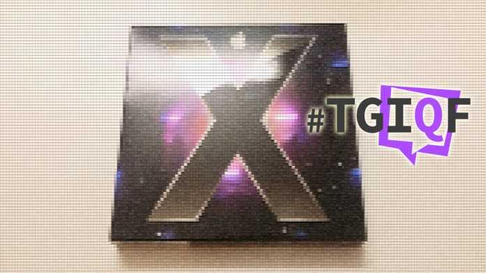 #TGIQF - Das Quiz mit dem gewissen X