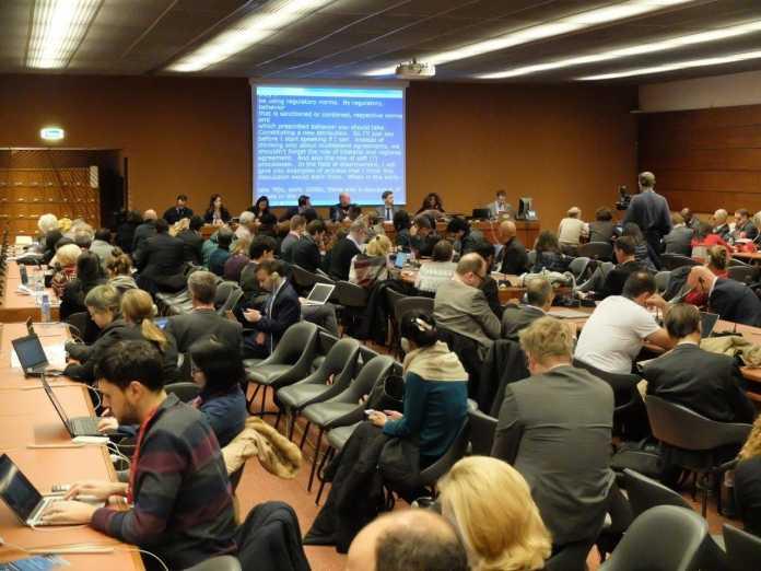 Thematische Arbeiten beim IGF (IGF Genf, 18.12.2017)
