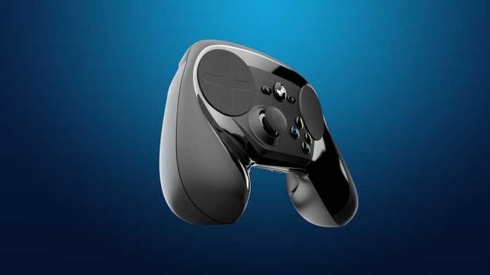 Valve stellt den Steam Controller ein