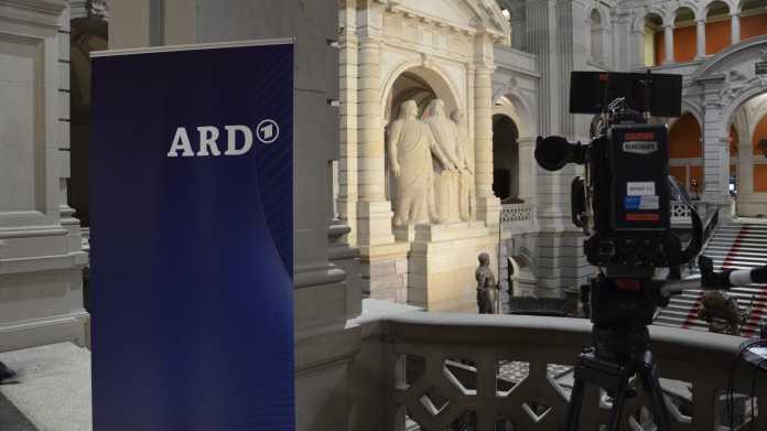 Rundfunkbeitrag: ARD-Vorsitzender geht von weiterem Sparkurs aus
