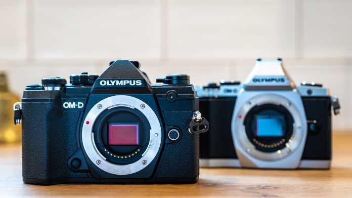 Olympus gegen Olympus: Systemkamera OM-D E-M5 III im Test