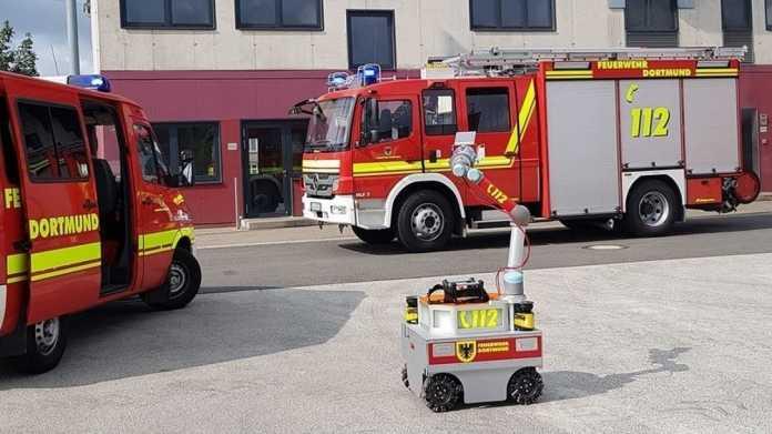 Rettungsrobotik-Zentrum will in drei Jahren einsatzfähige Prototypen
