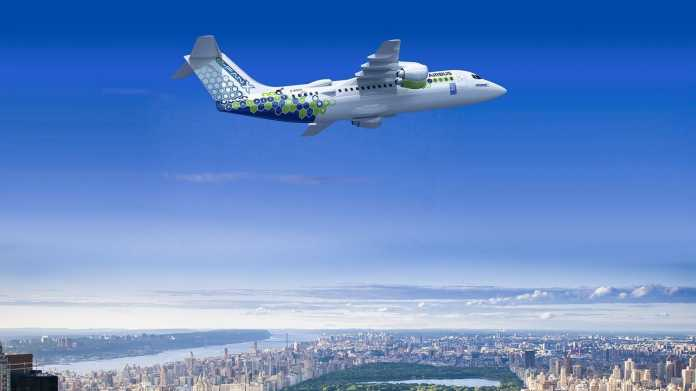 Airbus: Emissionsarme Flugzeuggeneration 2035 am Himmel