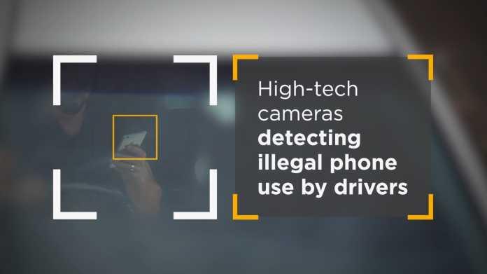 Australien geht mit Kameras gegen Mobiltelefonnutzung am Steuer