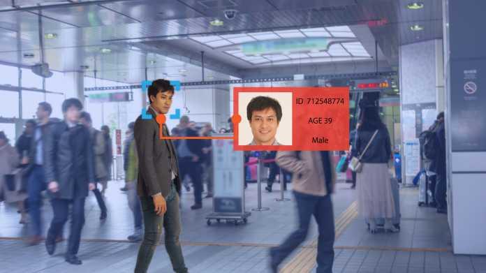 Chinesen bekommen Mobilfunkverträge nur noch gegen Gesichtsscan