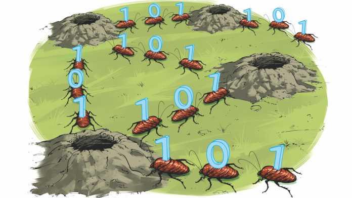 Verteilte Datenbanken mit CockroachDB