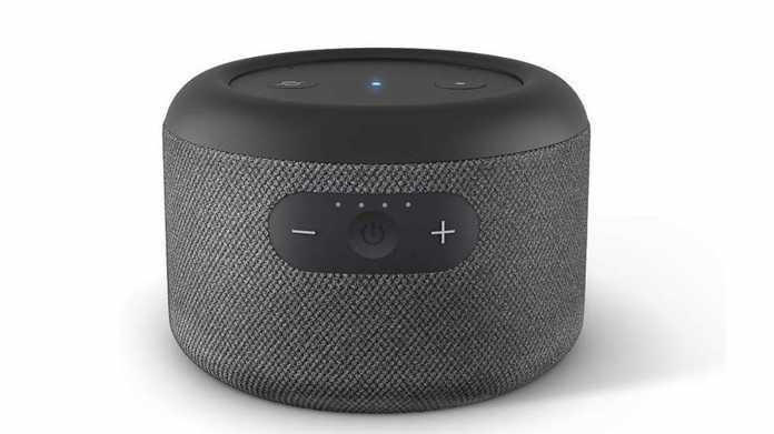 Amazon bringt portablen Echo-Lautsprecher mit Akku – aber nur für Indien