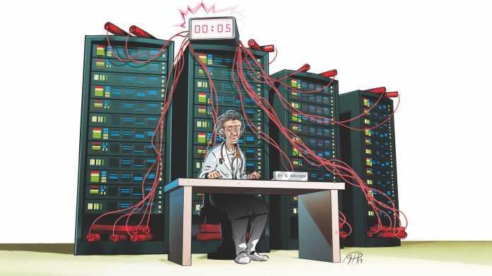 Arztpraxen ohne Datenschutz
