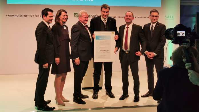 Fraunhofer eröffnet neues Institut zum Absichern von Künstlicher Intelligenz