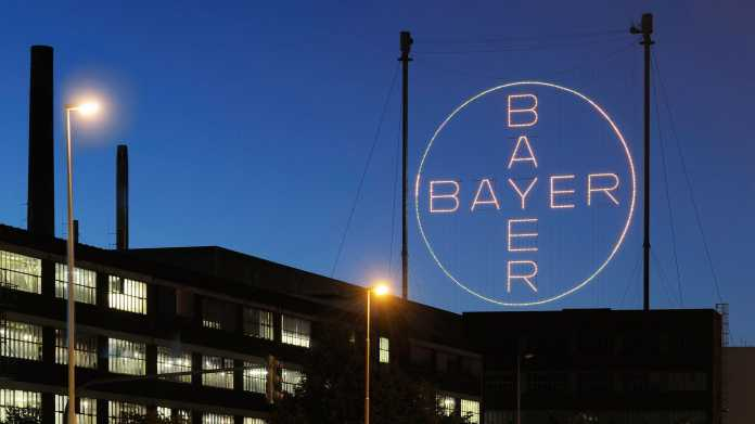 Chemiekonzern Bayer lagert 950 IT-Jobs aus