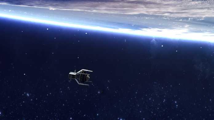 ESA plant erste Mission zur Beseitigung von Weltraumschrott