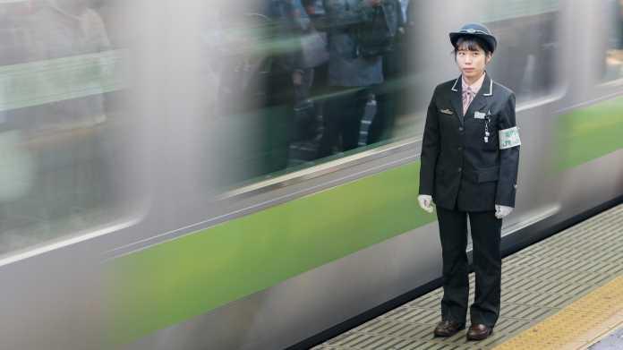 Japanische U-Bahn testet Gesichtserkennung als Fahrkartenersatz