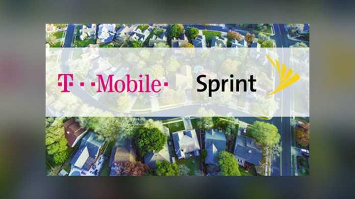 Prozess um Fusion T-Mobile mit Sprint hat begonnen
