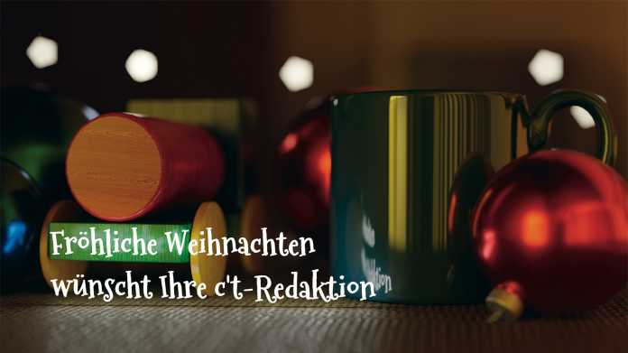 Blender-Workshop: Weihnachtsstimmung in 3D