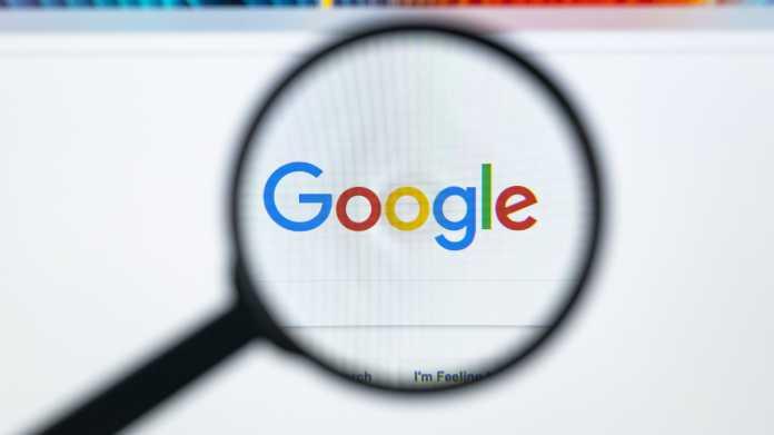 Google: Neue Nachrichten-Ansicht und Paywall-Forschung
