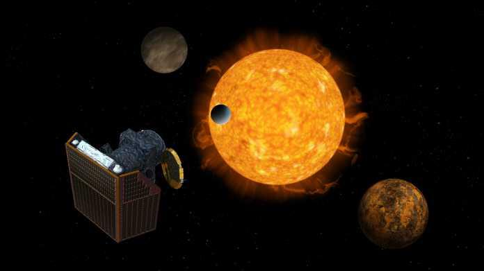 Cheops: ESA-Sonde zur Erforschung von Exoplaneten vor dem Start