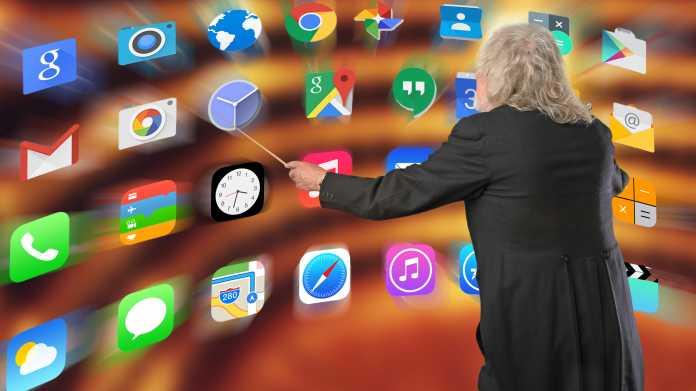 Deklarative Nutzeroberflächen übernehmen die App-Entwicklung