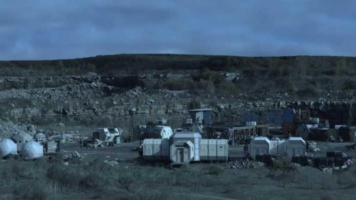 Die Siedlung First Landing auf Ilus