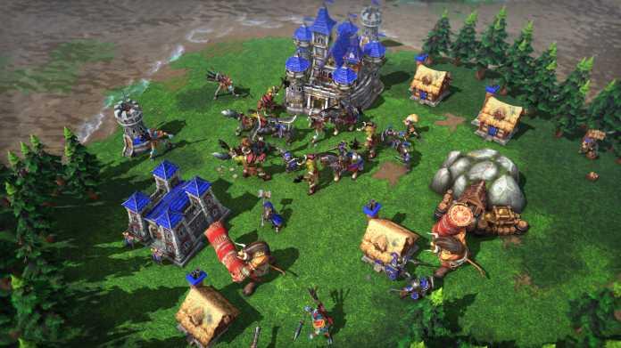 Warcraft 3 Reforged: Generalüberholtes RTS-Spiel startet im Januar 2020