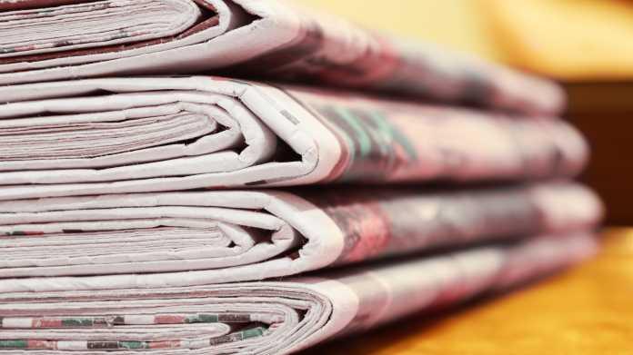 """Döpfner warnt vor """"Tod der Pressefreiheit"""" durch Subventionen"""