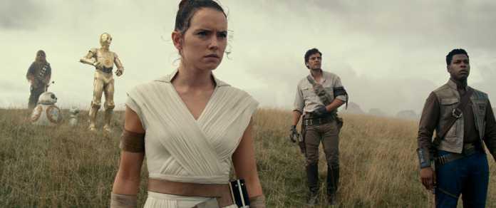 Rey, Finn und Poe konnten nicht die Präsenz von Luke, Leia und Han oder entwickeln.
