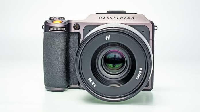 Hasselblad X1D II 50 C: Mittelformat mit spitzer Zielgruppe