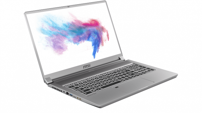 MSI Creator 17: Farbstarkes Notebook mit Mini-LED-Backlight