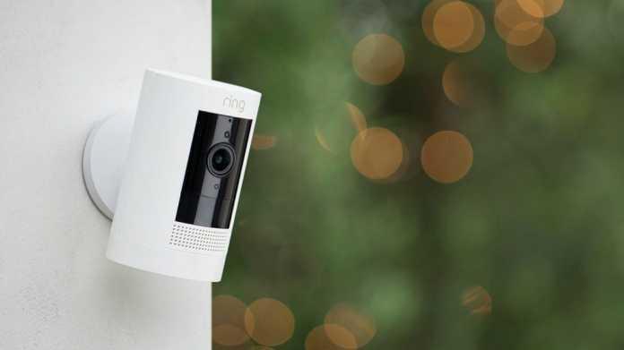 Angriffe häufen sich: Tausende Passwörter für Ring-Kameras im Netz verbreitet