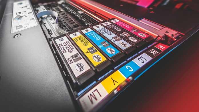 Fototaugliche Multifunktionsdrucker mit sechs Tinten