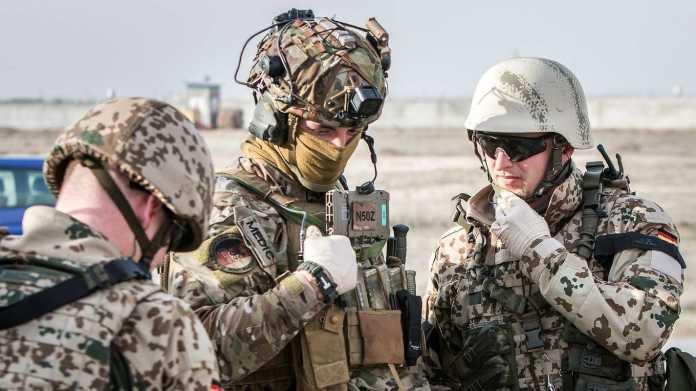 Open Source: Bundeswehr baut eigene verschlüsselte Messenger-App