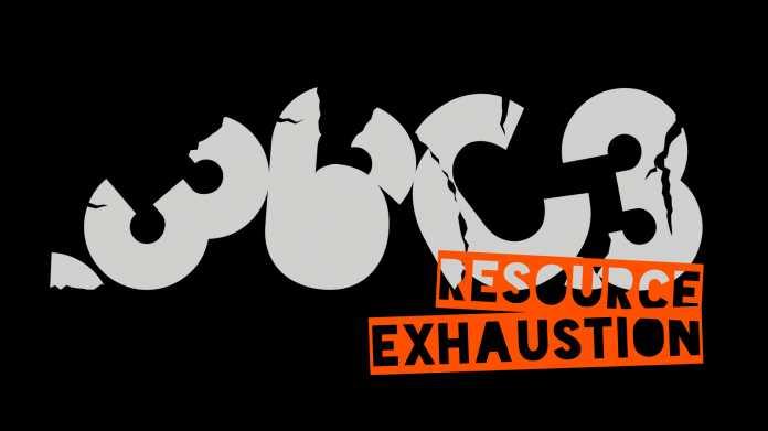 """36C3: Hacken gegen """"Resource Exhaustion"""""""