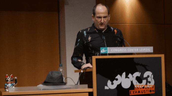 36C3: Wie Assange in der Botschaft überwacht wurde