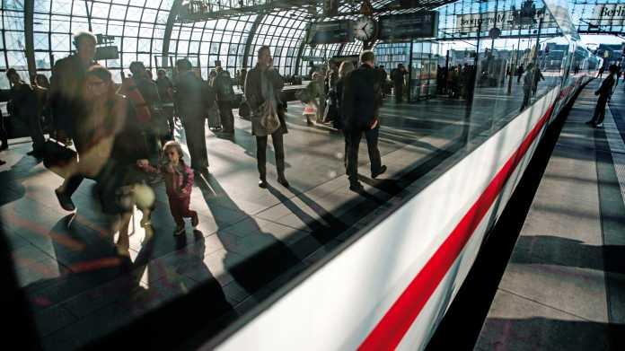 Bahn kündigt zusammenhängendes WLAN-Netz in Zügen und an Bahnhöfen an