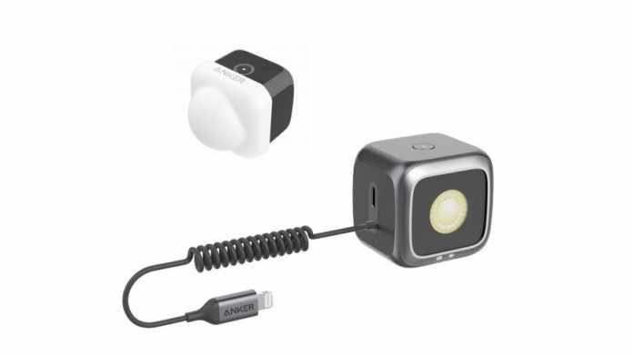Externer Blitz für iPhone 11, 11 Pro und 11 Pro Max