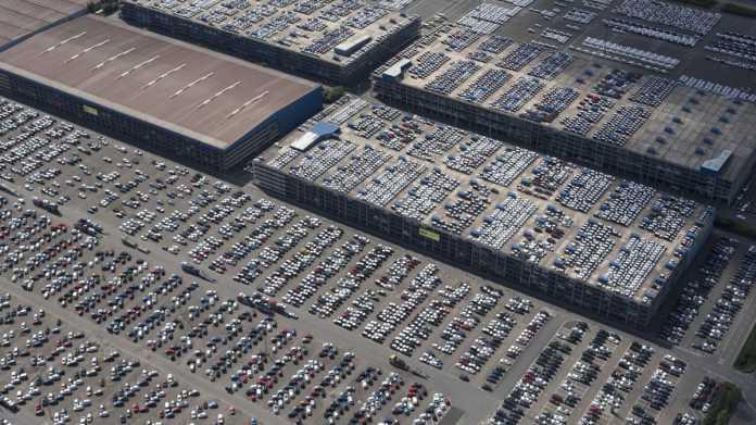 Autoindustrie für einkommensabhängige Bewohnerparkausweise
