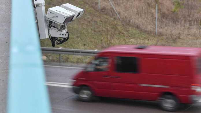 Datenschützerin beanstandet Kennzeichenfahndung auf Autobahnen Brandenburgs