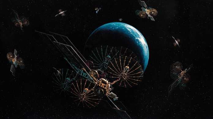 Quanten-Internet aus dem Weltraum