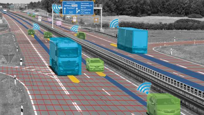 Datensammelei für autonomes Fahren: Testfeld Niedersachsen eröffnet