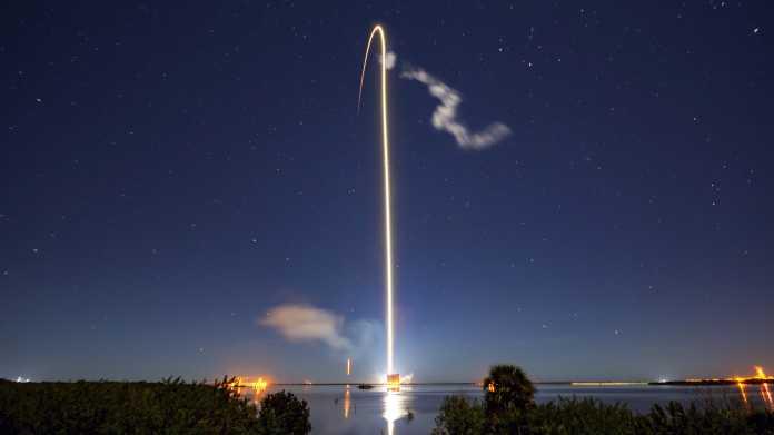 Lichterkette am Nachthimmel: Starlink-Satelliten bald sichtbar