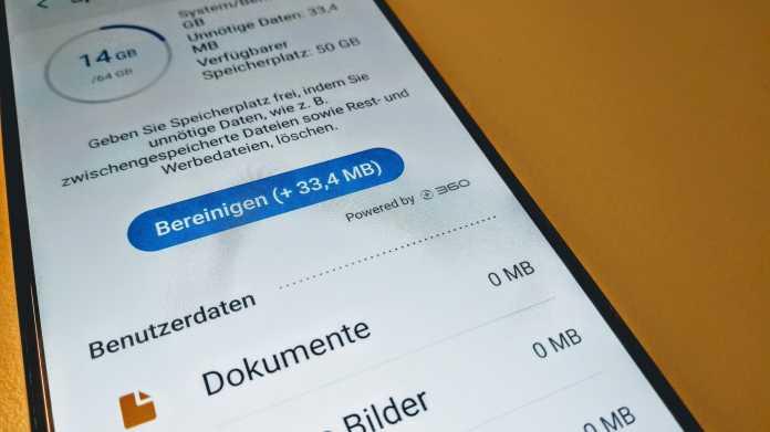 """Samsung: Nutzer wittert Spyware in vorinstallierter Smartphone-App """"Device Care"""""""