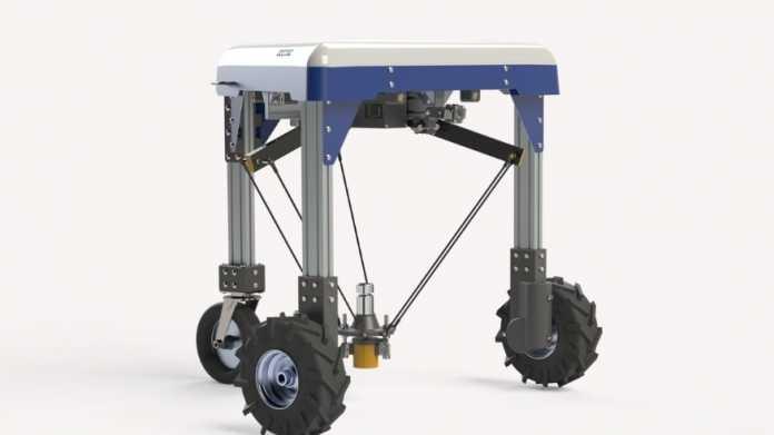 Roboter statt Glyphosat: Odd.Bot jätet Unkraut