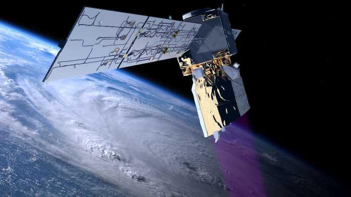 ESA-Windsatellit Aeolus: Daten jetzt Basis für Wettervorhersagen