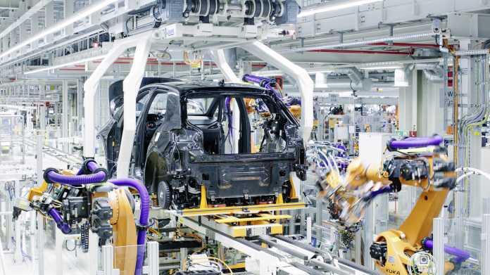 Elektromobilität: 410.000 Arbeitsplätze bis 2030 in Gefahr