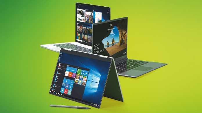 Alles, was man 2020 für den Notebook-Kauf wissen muss