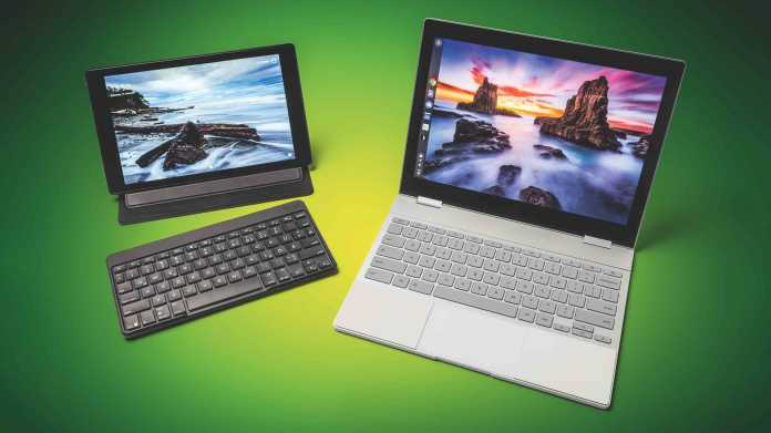 Notebooks / Tablets und Chromebooks als Alternative