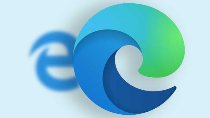 Der neue Edge mit Chromium für Windows 10 ist da