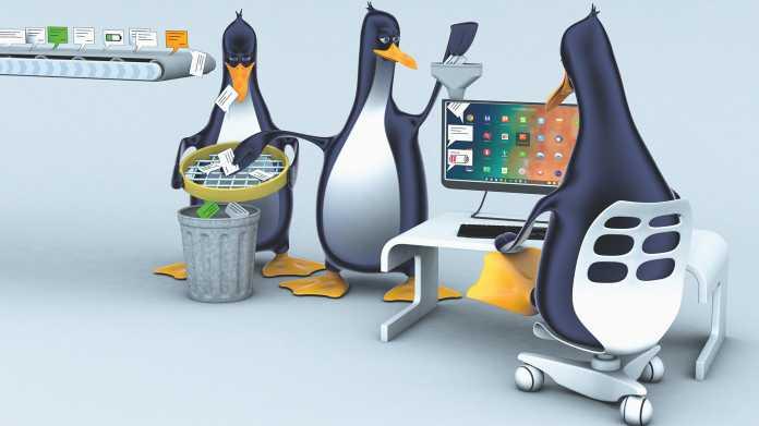 Benachrichtigungen auf dem Linux-Desktop bändigen