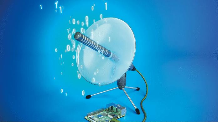 c't-Raspion erweitern: ntopng speist Datenbank